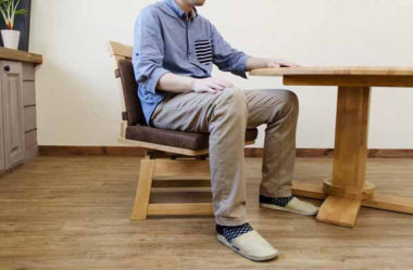 座り心地の良いおすすめダイニングチェア1